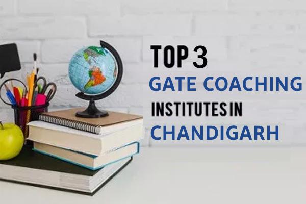 Top 3 gate coaching Institutes Chandigarh