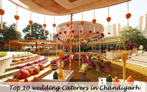 Top 10 wedding Caterers in Chandigarh- Ambrozia Catering Services