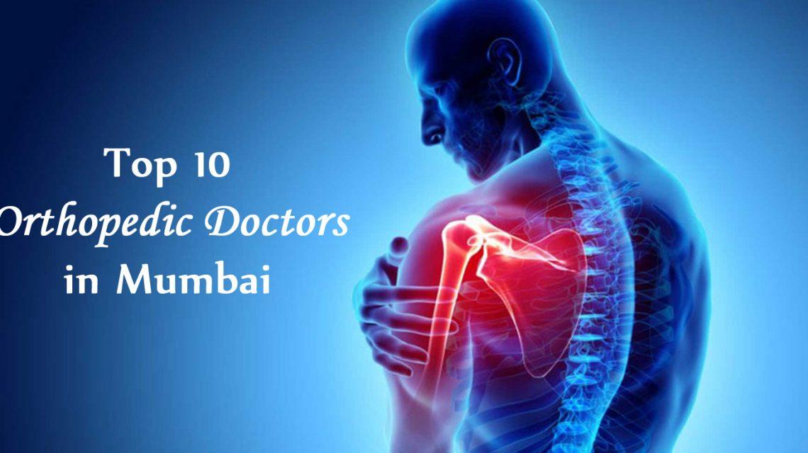 Top 10 Orthopedic Doctors in Mumbai - Dr Kunal Patel