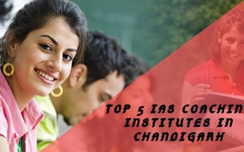 Top 5 IAS Coaching Institutes in Chandigarh