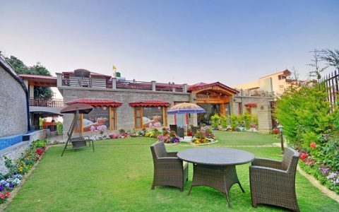 Resorts near Mukteshwar